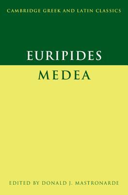 Medea By Euripides/ Mastronarde, Donald J. (EDT)